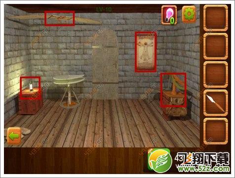 公寓逃脱密室逃脱4第10关过_密室逃生公真实游戏攻略恐怖图片