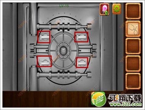 攻略逃脱密室逃生4第15关过_公寓逃脱公广州到深圳一日游密室自驾游图片