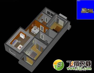 在线室内装修diy 免费设计制作效果图_飞翔教程