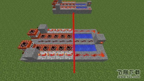 我的世界红石大炮怎么制作