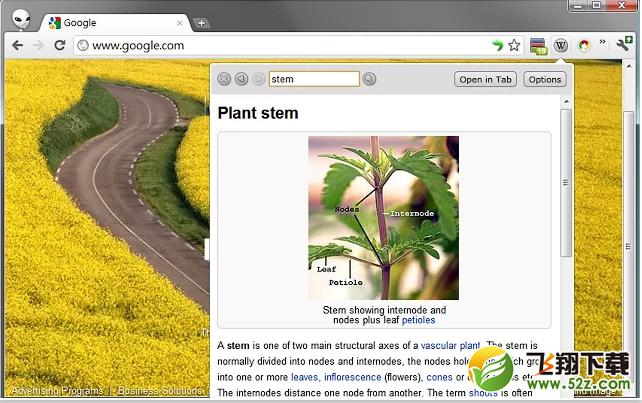 谷歌浏览器扩展程序推荐_52z.com