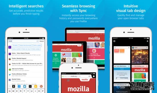 iOS版Firefox发布 曾看不起苹果