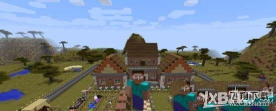 今天小编为大家带来的是我的世界农场别墅建造教程。农场别墅是《我的世界》游戏中非常壮观的建筑之一,很多新手玩家对于建造它的方法并不是很清楚。下面小编为大家介绍一下我的世界农场别墅建造教程,希望对大家有所帮助,一起来看看吧! 刚刚尝试着盖一个农场别墅,发现只要六步。 在此分解一下盖房步骤,希望能给大家一下帮助。