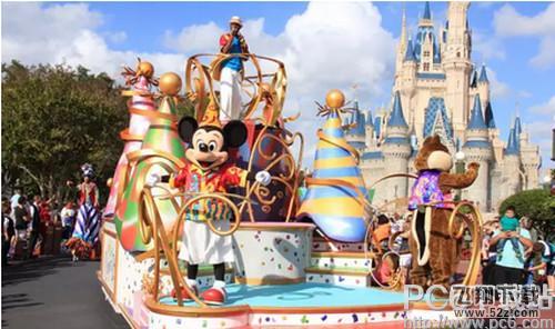 上海迪士尼乐园门票免费领取是真的吗_52z.com