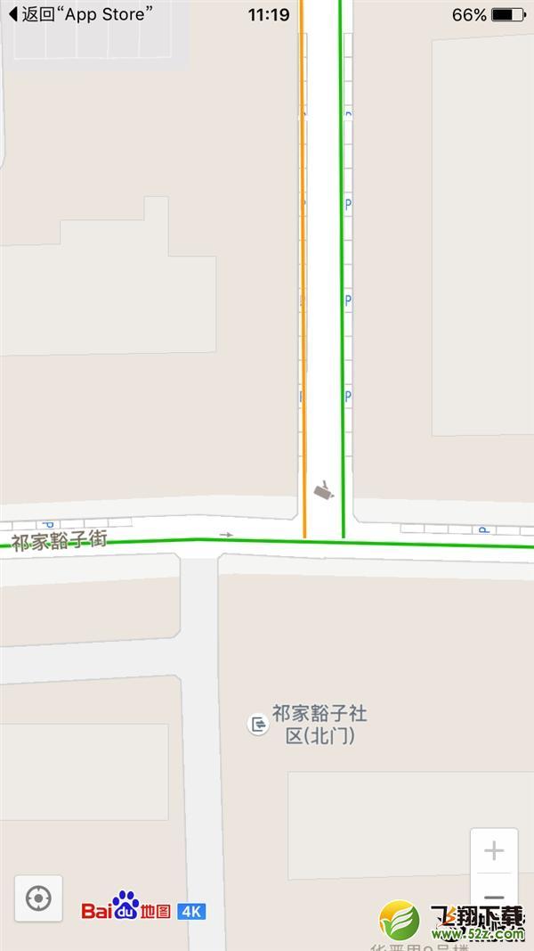 百度地图V9.2新版发布!4K地图上线:能看清停车位