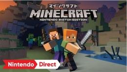 Switch版《我的世界》5月12日上市