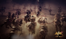 《御龙在天手游》4月新版本来袭:猛龙过江,会猎天下!