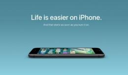 苹果专门建站怂恿用户投奔iPhone