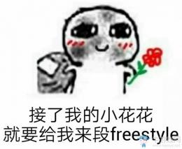 freestyle梗的由来 freestyle表情包下载