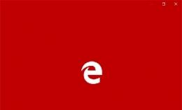 如何修改win10Edge浏览器/应用商店启动背景色