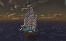 天涯明月刀砂岩和船制造书怎么获得 造船全材料怎么获得