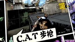 cf即将上线猫型步枪 cf猫型步枪演示视频