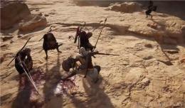 刺客信条起源打造全新RPG战斗系统