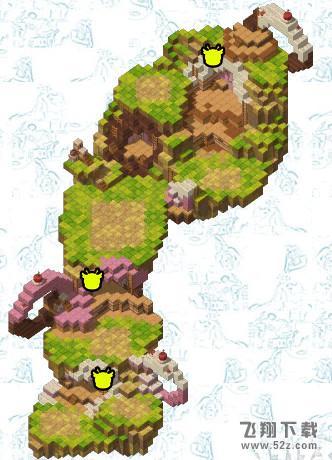 冒险岛2糖果山丘黄金宝箱获得方法_冒险岛2糖果山丘金箱子位置