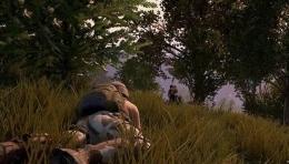 绝地求生大逃杀去草丛去树方法介绍
