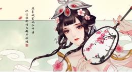 王者荣耀甄姬游园惊梦皮肤高清无水印版