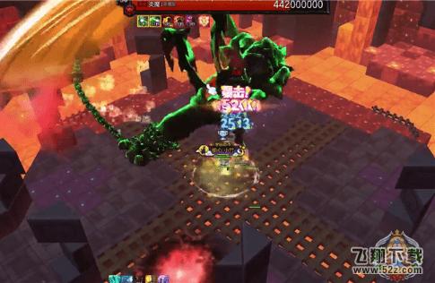 冒险岛2不灭神殿苏醒的炎魔打法攻略
