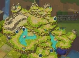 冒险岛2厕所分布位置介绍
