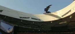 S7英雄联盟决赛开幕式鸟巢上空远古巨龙的真相