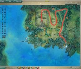 剑网3重制版寇岛日轮山城速通攻略