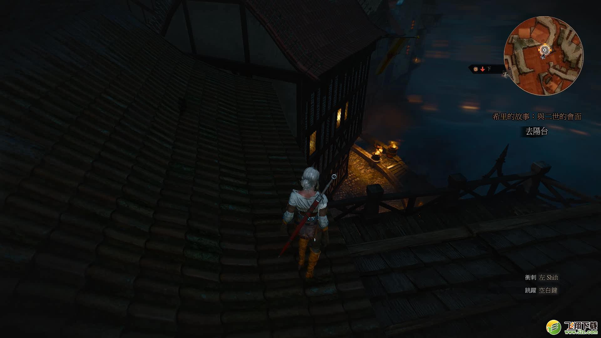 巫师3与二世会面任怎么做_巫师3希里的故事与二世会面任务图文攻略