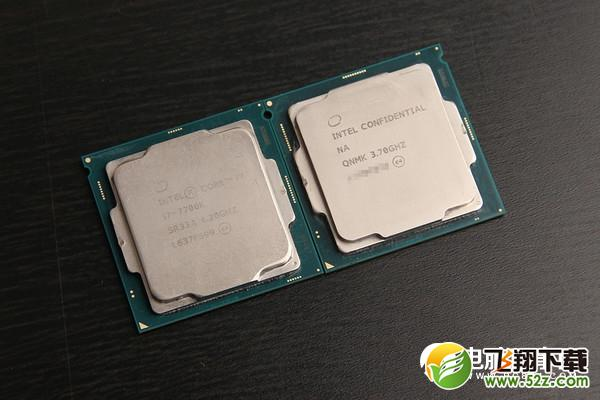 i7-8700K和7700K哪个好?i7-8700K和i7-7700K区别对比g