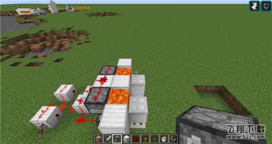 我的世界红石机枪怎么做_我的世界红石机枪制作教程