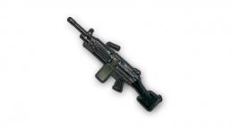 绝地求生刺激战场M249属性介绍