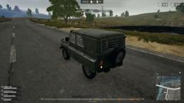 绝地求生乌阿斯吉普车怎么样 防弹车乌阿斯评测