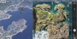 荒野行动飓风半岛防空洞在哪 飓风半岛防空洞位置分享