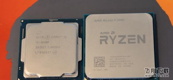R5 2600和i5 8400哪个好_R5 2600和i5 8400处理器评测对比