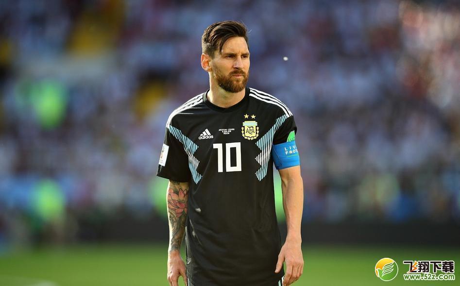 2018世界杯阿根廷梅西点球被冰岛哈尔多松扑出视频精彩回放图片