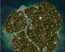 绝地求生新地图Sanhok与旧地图有什么不同 新地图Sanhok特色介绍