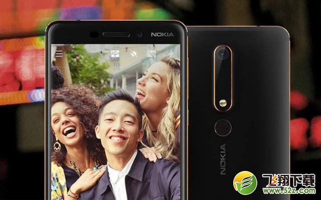 诺基亚6二代手机深度实用评测_52z.com