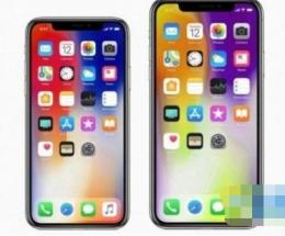苹果iPhone X Plus上市时间是什么时候
