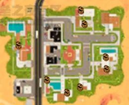 堡垒之夜棕榈天堂宝箱在哪 棕榈天堂宝箱位置介绍