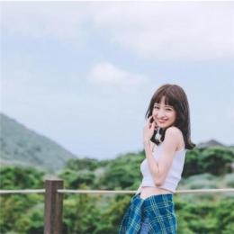 2018独一无二微信头像小清新女生精选 气质小清新女生微信头像2018精选