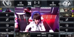 2018lpl夏季赛VG VS IG比赛视频 8.19lpl夏季赛VG VS IG直播视频
