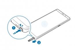三星note9手机开启熄屏快写功能方法教程