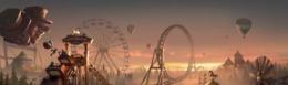 第五人格月亮河公园过山车玩法介绍