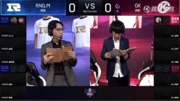王者荣耀2018kpl秋季赛GK VS RNG.M比赛视频 9.19kpl秋季赛GK VS RNG.M直播视频回顾