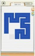 微信快来连方块简单10-6通关图文攻略