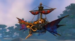 魔兽世界充半年卡获赠海盗船限时福利活动地址
