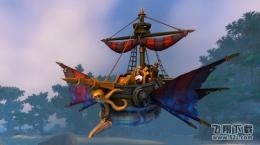 魔兽世界8.0海盗日惊魂号坐骑怎么获得 海盗日惊魂号坐骑获取攻略
