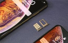 苹果iphone xs max安装电话卡方法教程