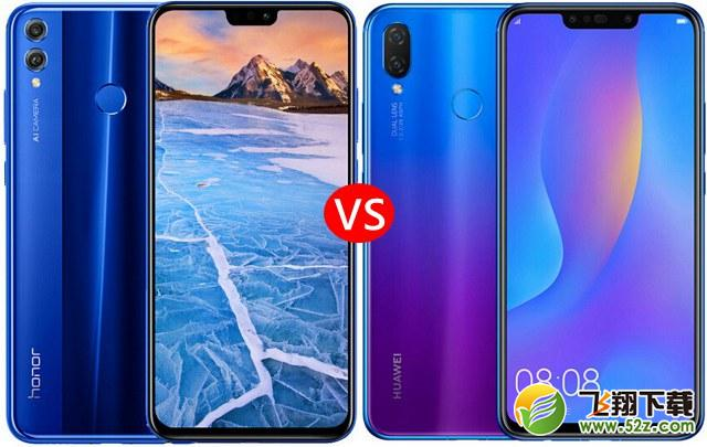荣耀8X和华为nova3i手机对比实用评测