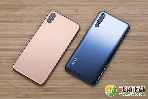 荣耀Magic2和iPhone XS Max哪个好?对比区别评测
