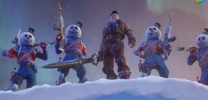 堡垒之夜圣诞皮肤有哪些 堡垒之夜圣诞皮肤爆料