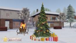 荒野行动圣诞雪战玩法攻略