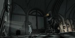 《彩虹坠入》第4关大风有隧图文攻略